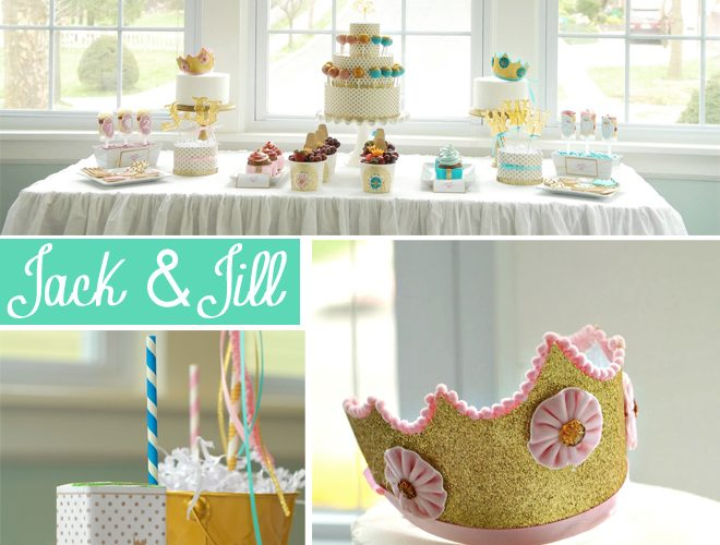 Jack & Jill Themed, Boy and Girl Birthday Party!