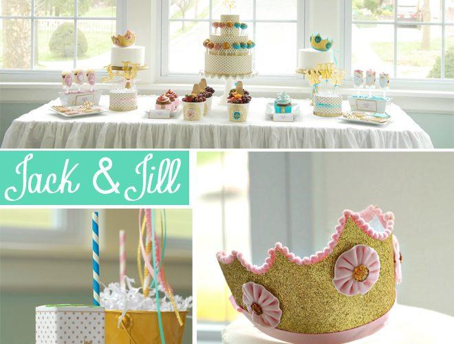 Jack & Jill Themed, Boy and Girl Birthday Party!