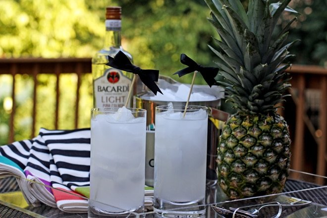 bacardi light cocktails
