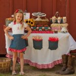 barnyard brunch party feature image