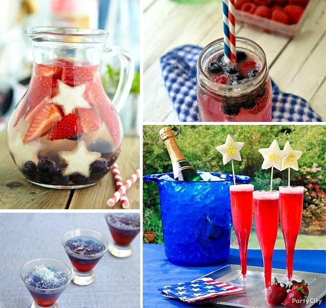 july 4th cocktail ideas