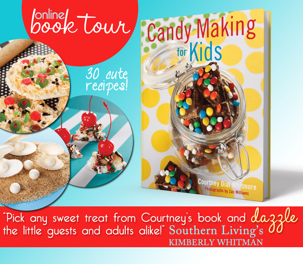 courtney whitmore candy making for kids
