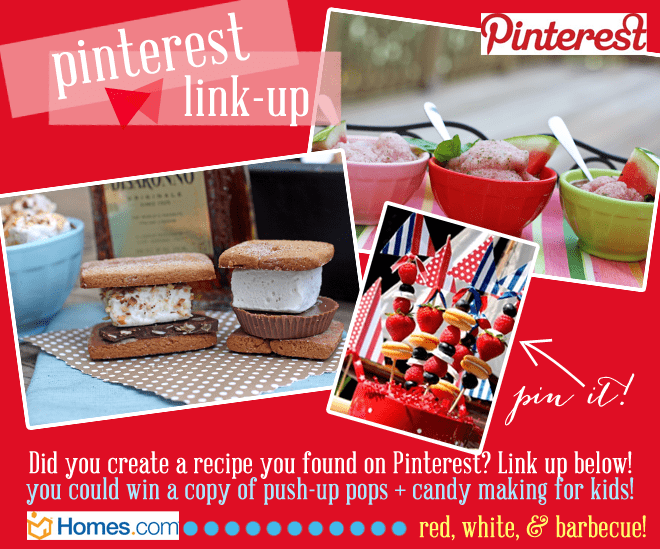pinterest link up party