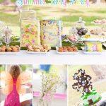summer fairy birthday party