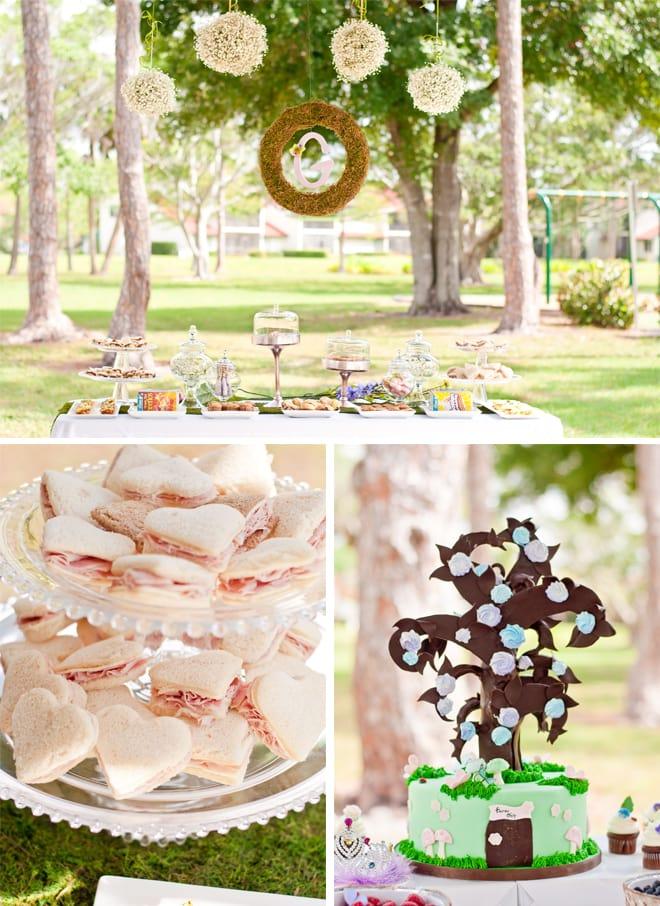 summer fairy birthday party 4