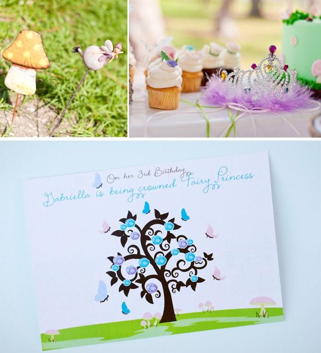 summer fairy birthday party 5