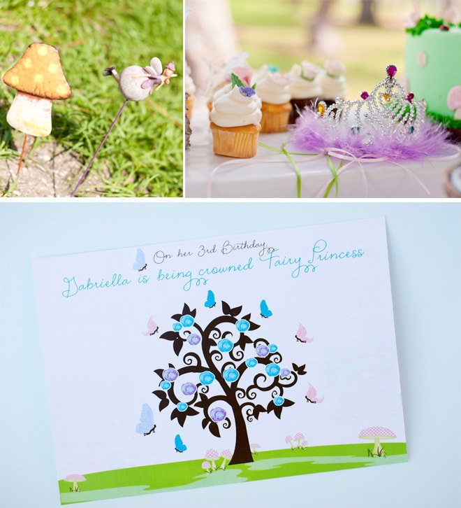 summer fairy birthday party 5