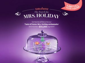 taste-of-home-mrs-holiday-facebook-contest