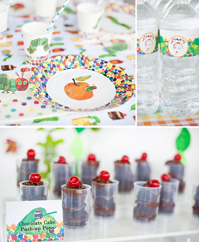 very hungry caterpillar party 2