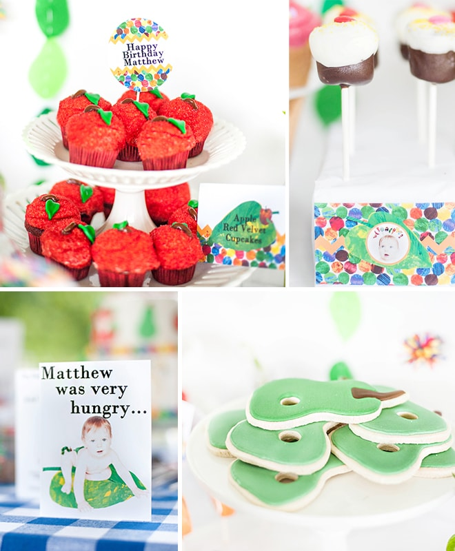 very hungry caterpillar party 3
