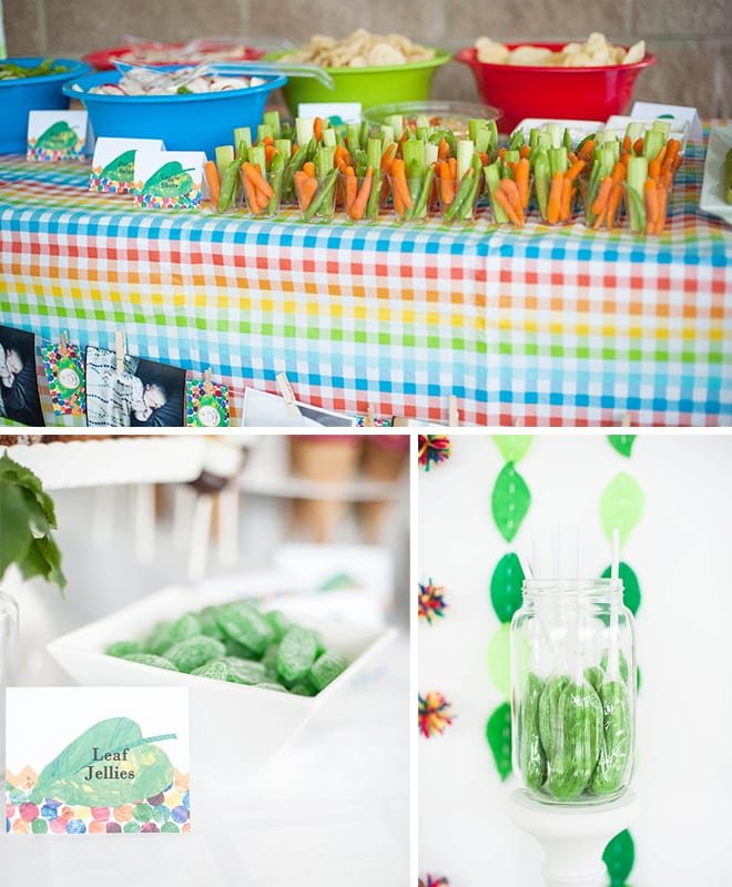 very hungry caterpillar party 5