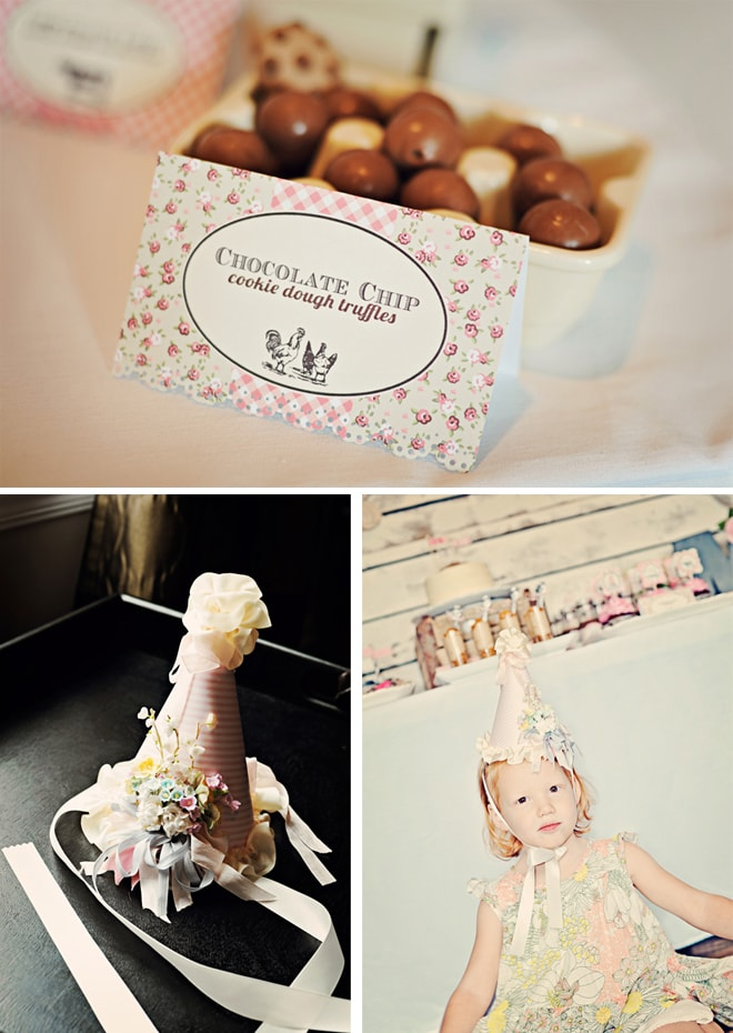 vintage farm fresh birthday party 7