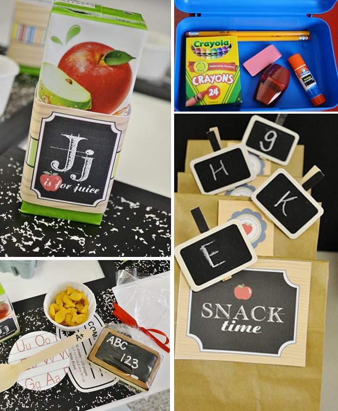 back to school party for kids