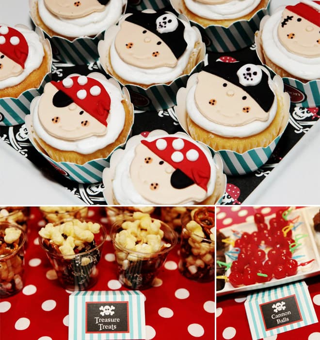 cute children's pirate party 5