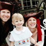 cute children's pirate party 7