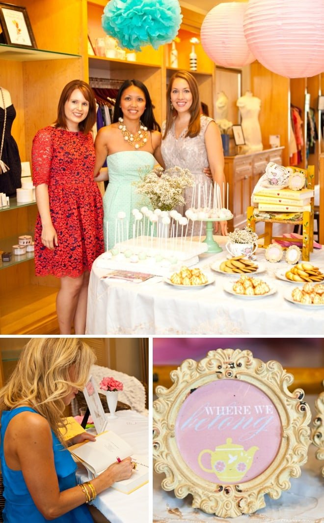 emily giffin book signing