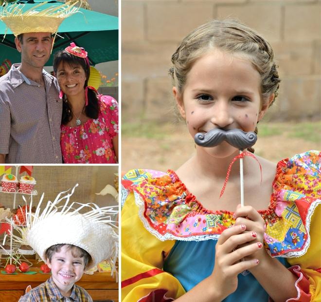 festa junina costumes