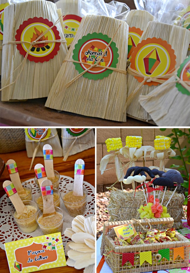 festa junina decorations
