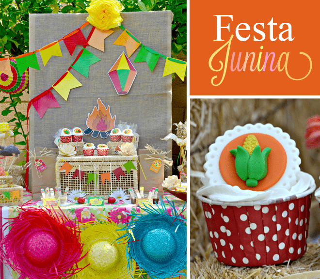 festa junina party ideas