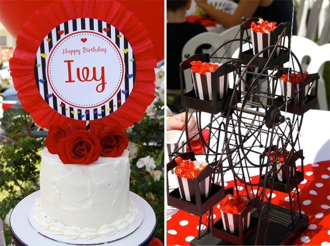 Le Petite Artiste: A French Themed Birthday Party!