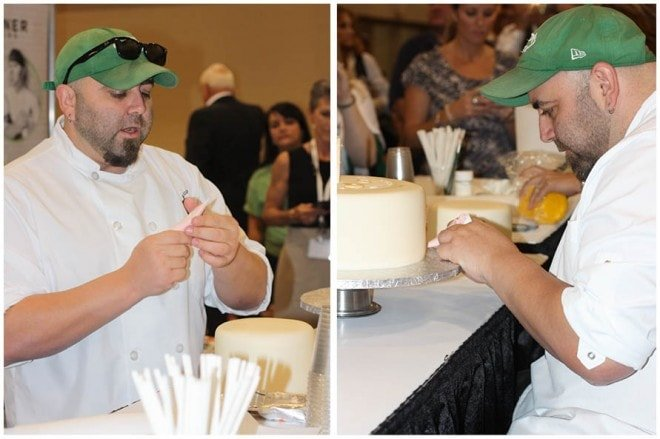 duff goldman at michaels event