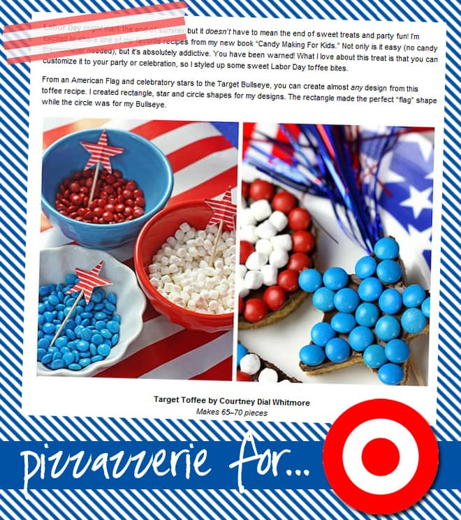 The sweet project I designed for TARGET!