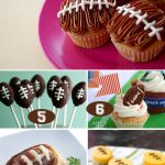 9 Football Shaped Foods + Treats!