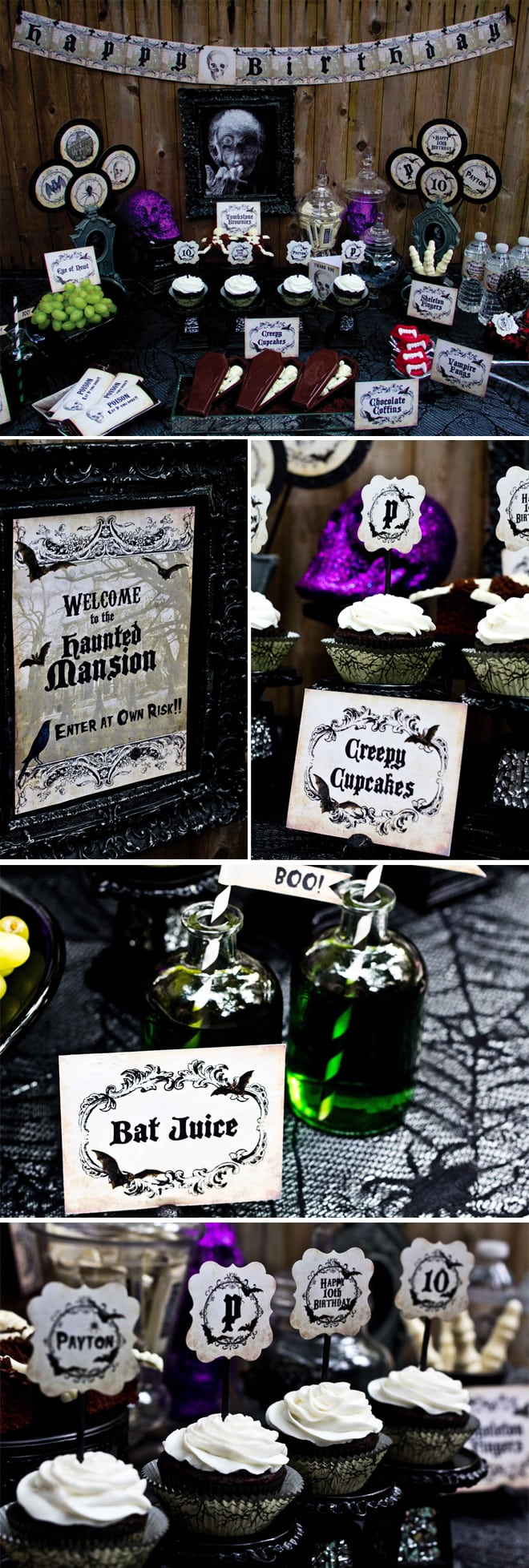 Cute Spooky Halloween Party