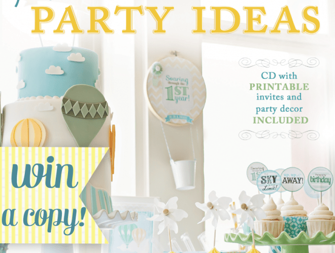 {Giveaway} Kara's Party Ideas Book!
