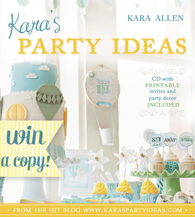 Karas Party Idea Book Cover
