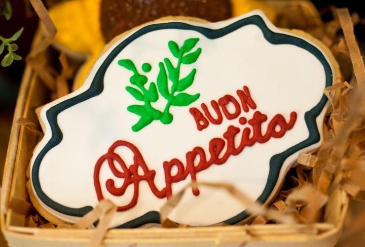 "A ""Taste of Tuscany"" Italian Dinner Party"