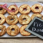 How to Make Donut-Shaped Pies!