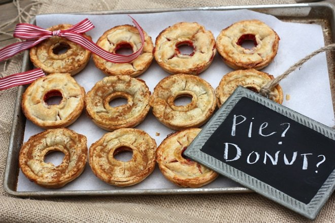 Pie Donuts!