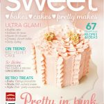 Sweet! Magazine + How to Achieve a Perfectly Smooth Cake!