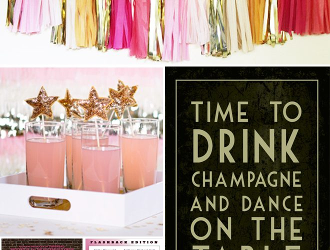 10 Girl's Night In Party Ideas!