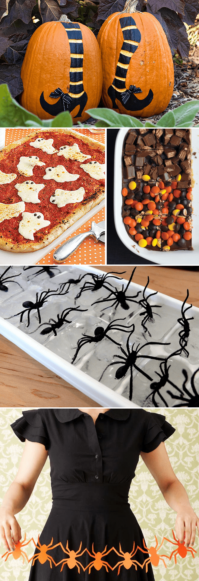 Last Minute Halloween Ideas!