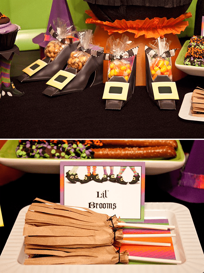 Halloween Witches Party!