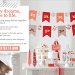 Minted Party Decor Giveaway on Pizzazzerie.com