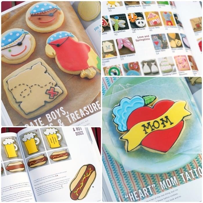 inside decorating cookies by bridget