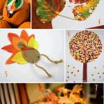 Cute Fall Kids Craft Ideas