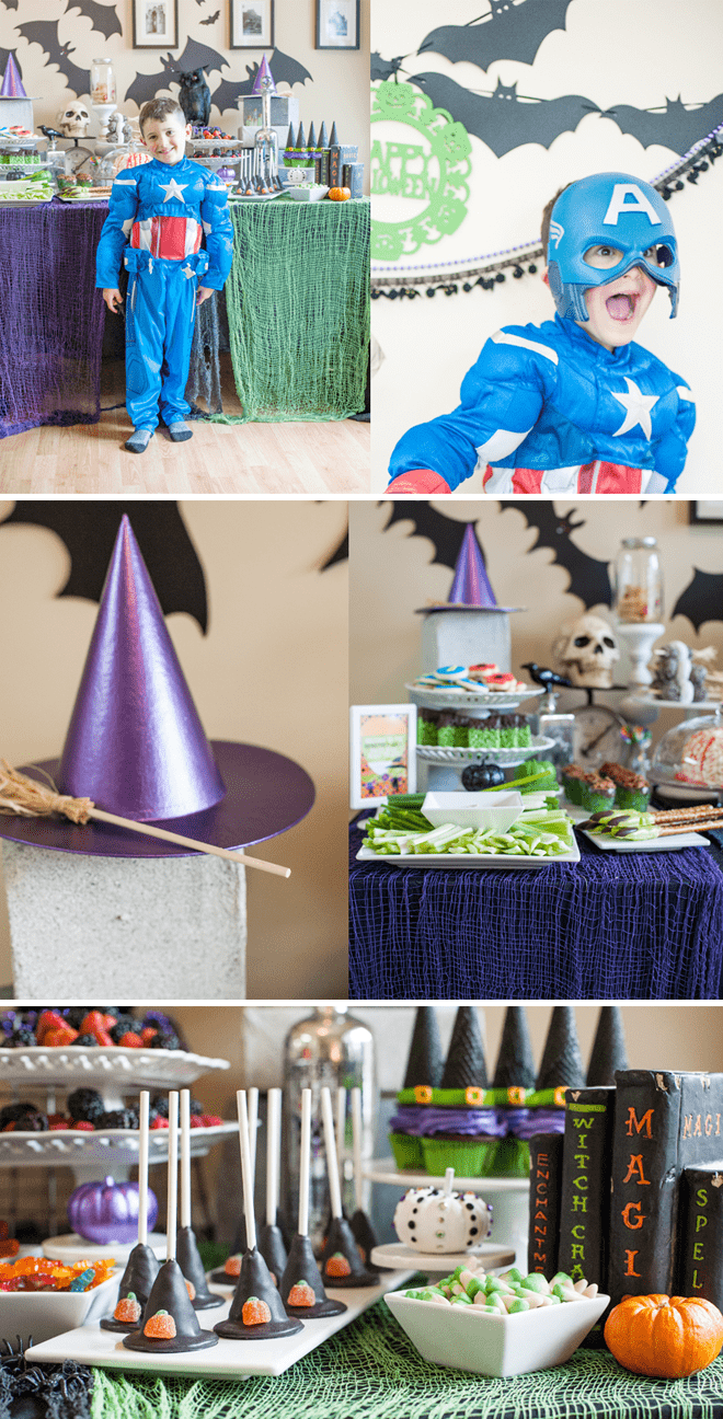 Monster Party Decor