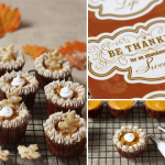 Pizzazzerie for Michaels: Pumpkin Pie Cakes