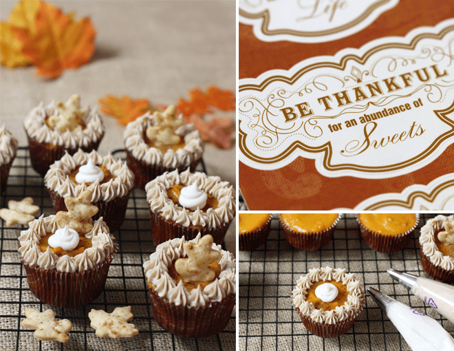"Pumpkin ""Pie Cakes"" for Michaels!"