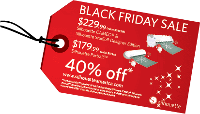 Silhouette Black Friday