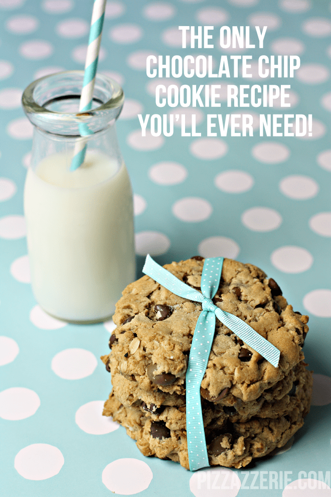 Best chocolate chip cookie recipe!