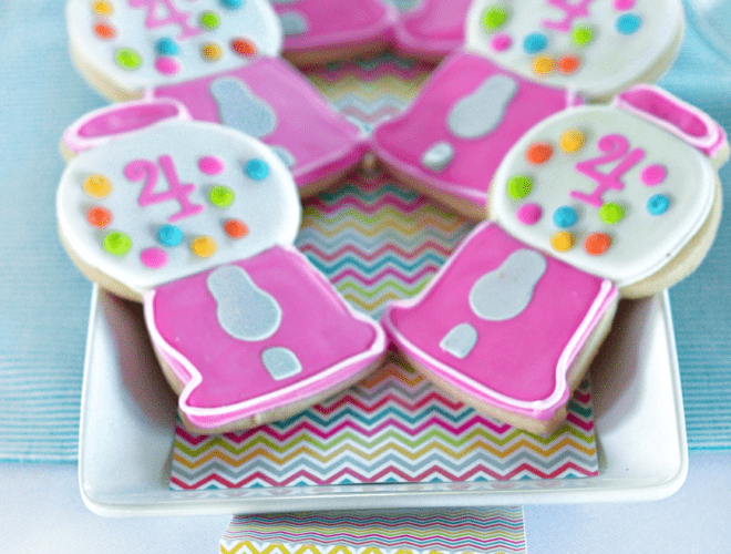 Colorful Sweet Shoppe Birthday Party!