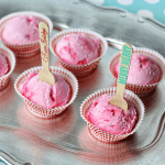 Prep for your party by placing scoops of ice cream in cupcake liners!