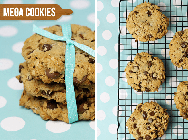 The only chocolate chip cookie recipe you'll EVER need!