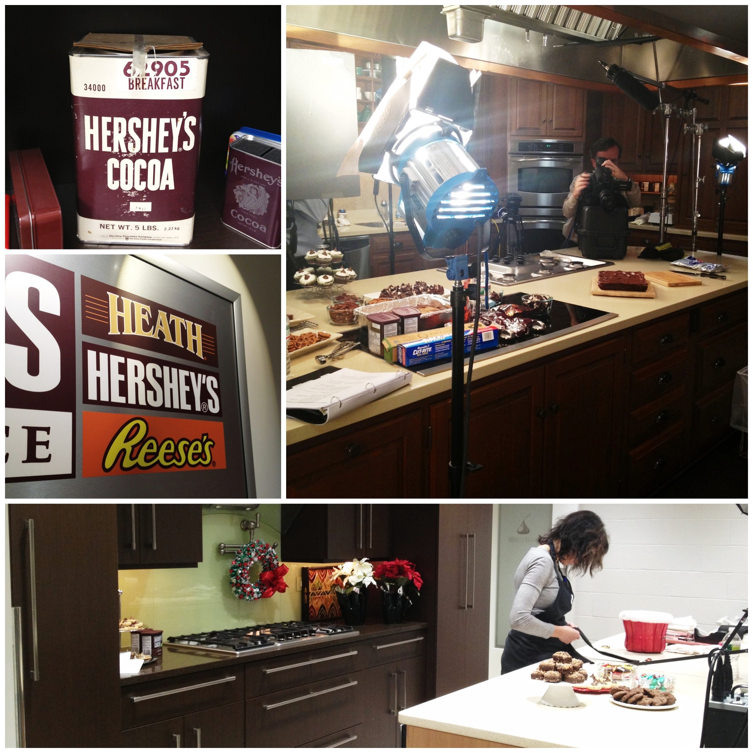 My Trip To The Hershey's HQ!
