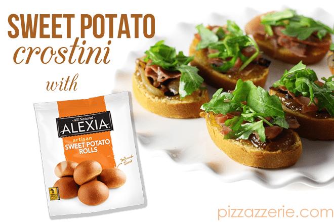 Sweet Potato Crostini Recipes